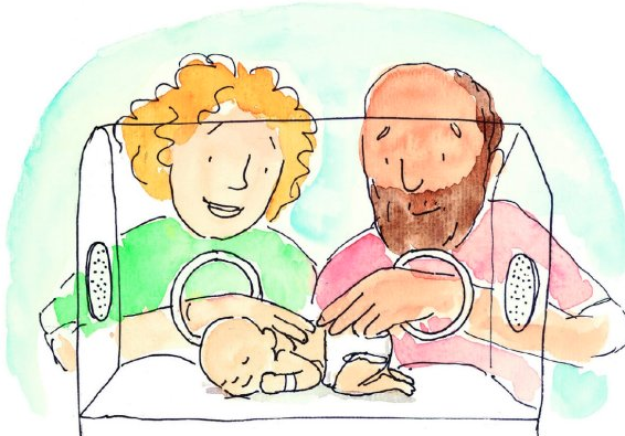 "The author knows that answering the question, ""Where do babies come from?"" can be terrifying for parents so she ""figured that a hefty dose of humour would help alleviate the embarrassment."""