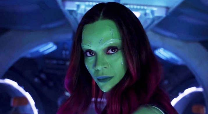 Cause of death: Tragically thrown off a cliff by Thanos to gain control of the Soul StoneWill she be back? Hopefully yes, but this is a tough one to predict. She's the fiercest warrior in the galaxy, the first woman Guardian, and SHE DESERVED BETTER. But also — hear me out — it might help the third Guardians movie if she stayed dead for a while. If she's still dead by the end of 2019's Avengers 4, it could lend the third Guardians movie in 2020 a breath of fresh air and a new mission: Bring Gamora back. Obviously no one wants her to suffer the fate of being fridged just to give her shitty dad and immature boyfriend motivation, so they should bring her back — just maybe not in Avengers 4. If the Time Stone brings back everyone who was killed in Thanos's mass murder, maybe the Soul Stone can bring her back.