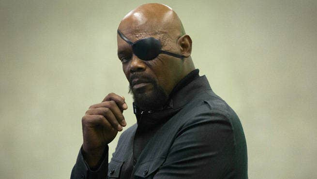 """Cause of death: Turned to dust when Thanos killed half the universe's populationWill he be back? Yes. Like Loki, Nick Fury has """"died"""" before. Unlike Loki, the only person who can kill Nick Fury is Nick Fury."""