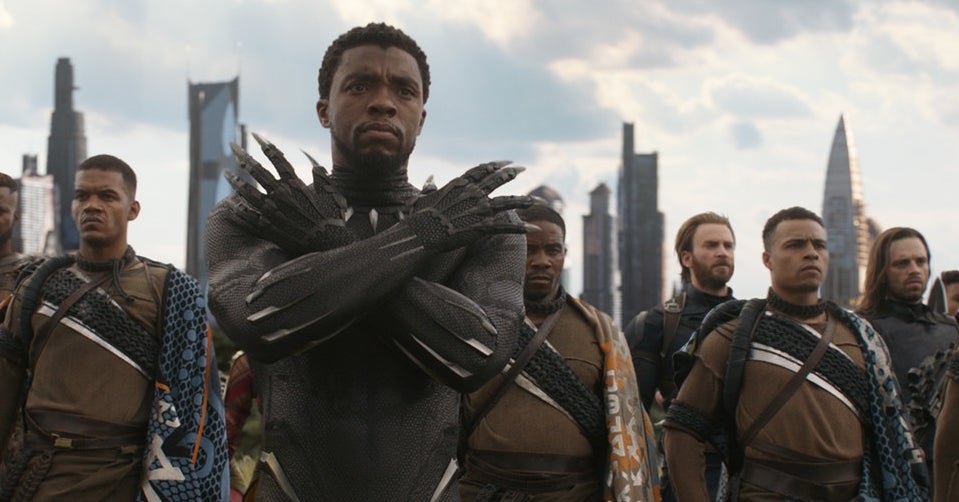 """Inside The Impossible Job Of Writing """"Avengers: Infinity War"""""""