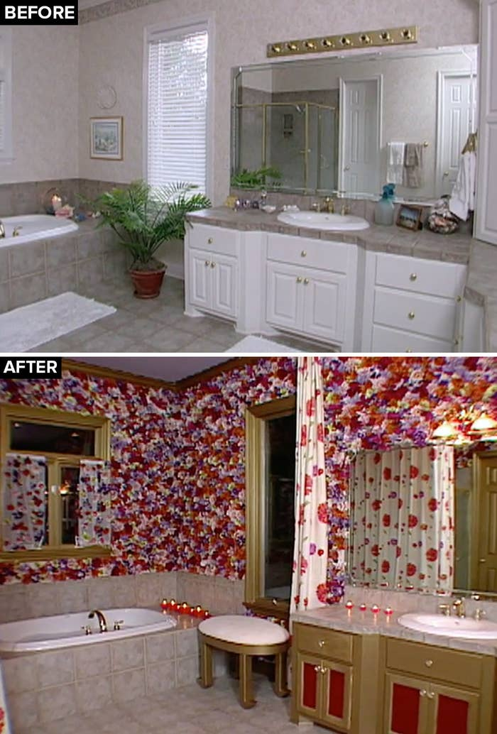 14 Trading Spaces Makeovers That Were Actually Really Bad