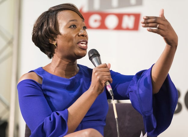 Joy Reid Cancels Event Appearance Amid Claims That Anti-Gay Blog Posts Were Result Of Hacking