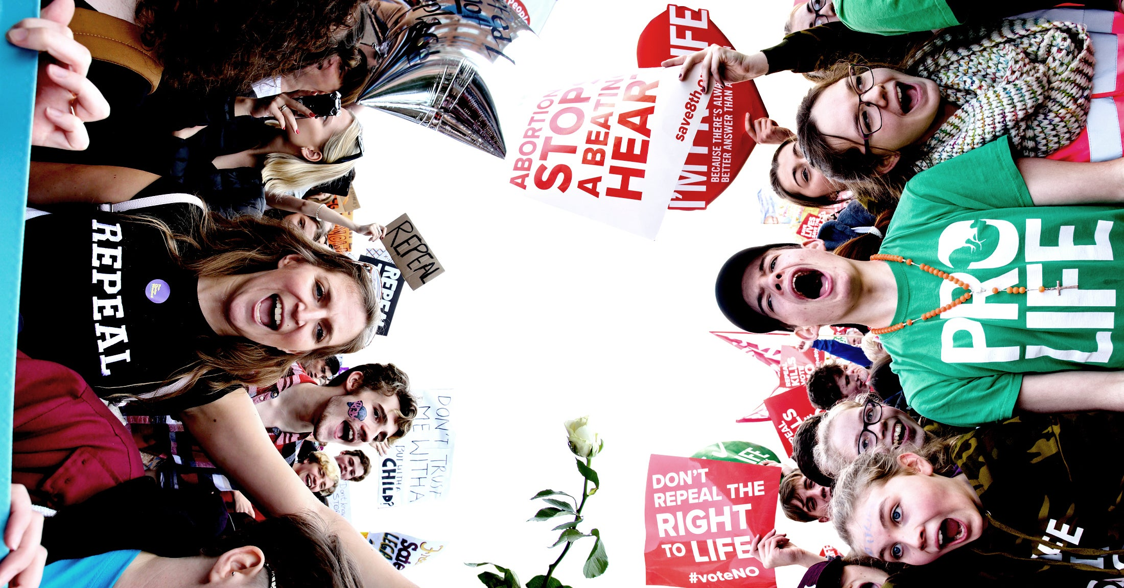 """Ireland's Anti-Abortion Activists Claim They're Fighting A """"Rebellion"""" – But Will They Win?"""