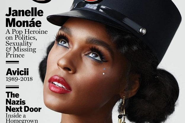 """Janelle Mone Declares Herself A """"Queer Black Woman In America"""" In Powerful Rolling Stone Interview"""