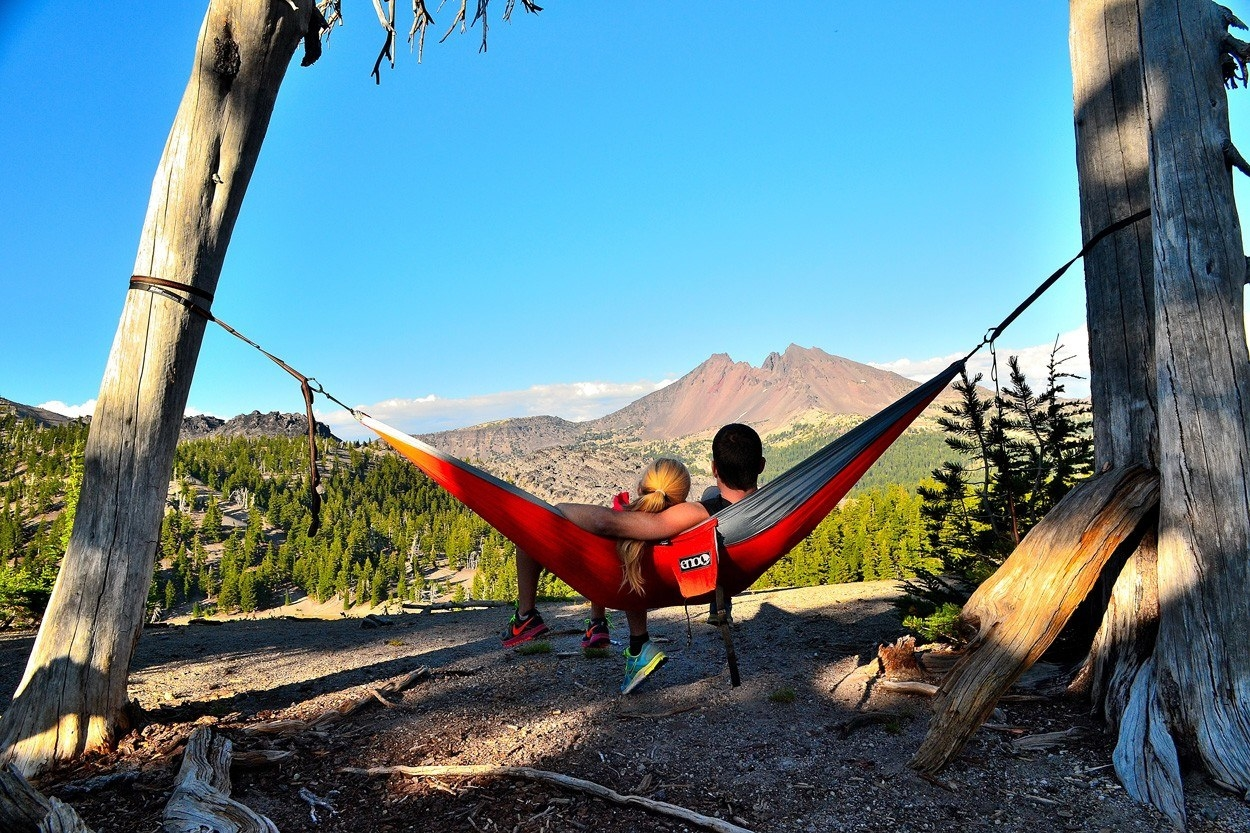 couple sitting in ENO together