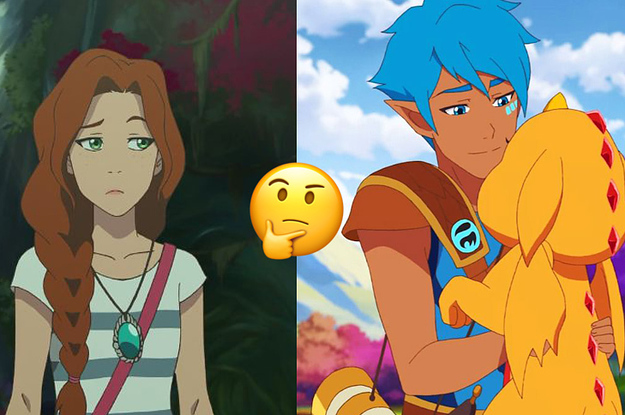 Which Character From Lego's Elves: Secrets Of Elvendale Are You?