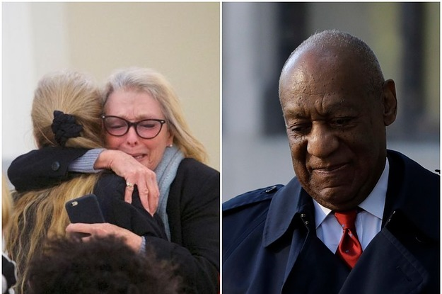 """Bill Cosby Accusers React To His Guilty Verdict: """"I Just Stood There Proud And Strong"""""""