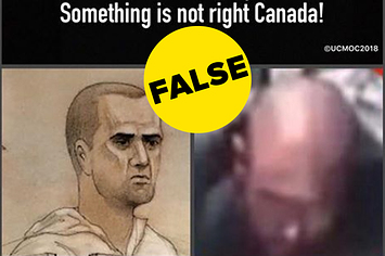 Courtroom Sketches Of Toronto Van Attack Suspect Alek Minassian Are Fueling A New Conspiracy Theory