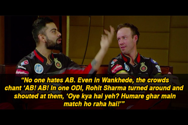 10 Hilariously Candid Moments From AIB Hanging Out With Virat Kohli And His Teammates