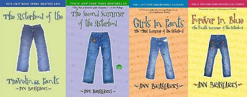 Image result for sisterhood of the traveling pants book
