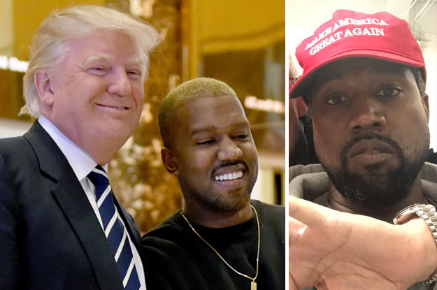 It's now been two days since Kanye declared his love for President Donald Trump, leaving his fans, friends, and family scrambling to make sense and talk sense to into him.