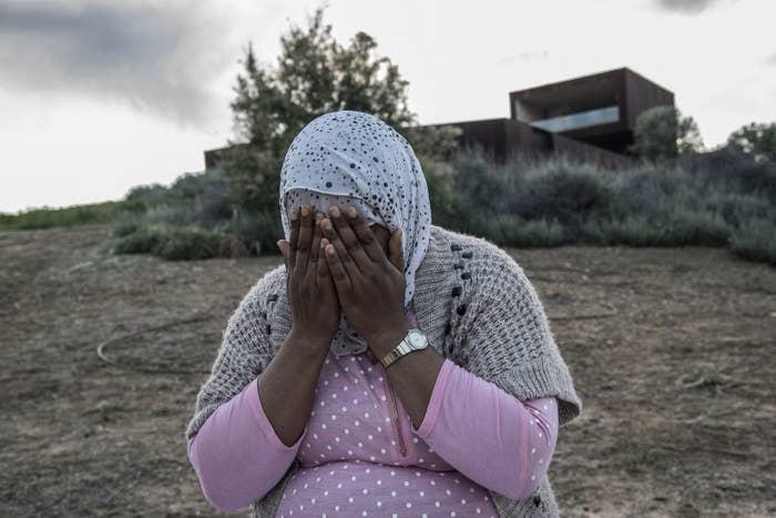 Kalima es una de las pocas mujeres que logran denunciar su abuso.