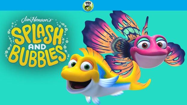 Splash and Bubbles: Season 2