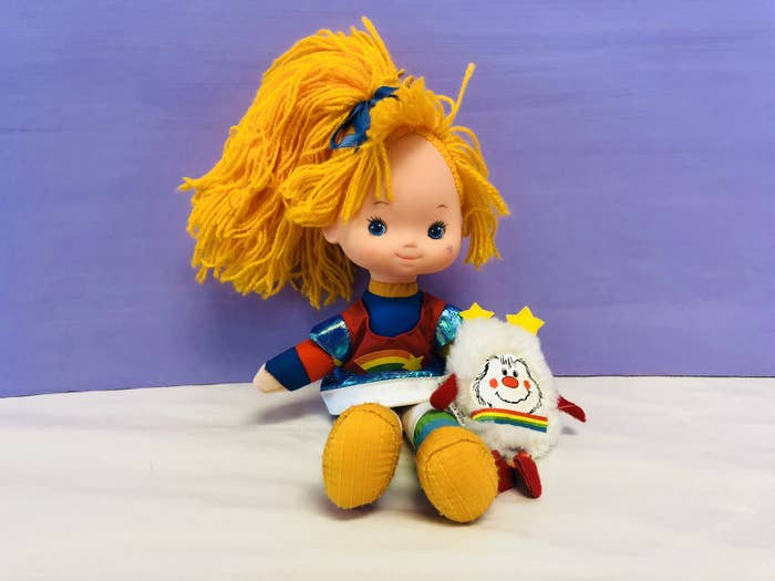Rainbow Brite Is One Of Those Toys That Like Every Kid In The X27