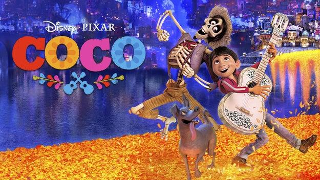 Disney·Pixar's Coco