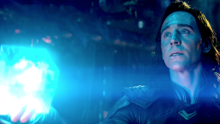 "It seemed like Loki really died, though he's ""died"" multiple times already. Thanos said, ""No resurrections this time,"" right after he killed him."