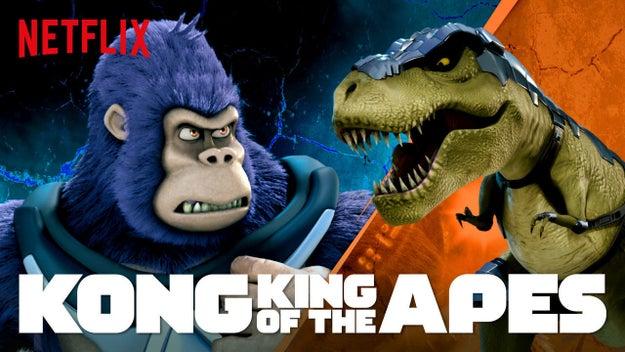 Kong: King of the Apes: Season 2