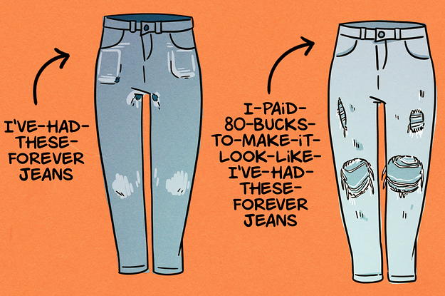 6 Kinds Of Jeans You Are Probably Guilty Of Owning