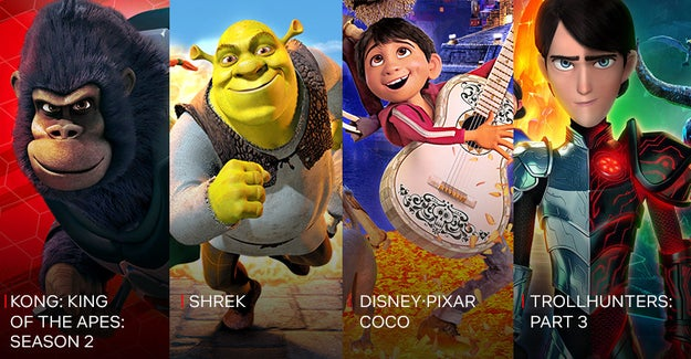 Here's A Full List Of The Kid-Friendly Movies And TV Shows Coming To Netflix This May