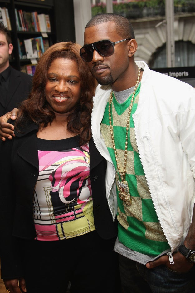 In case you didn't know, Donda West died unexpectedly in 2007, a day after receiving surgery from Dr. Jan Adams.