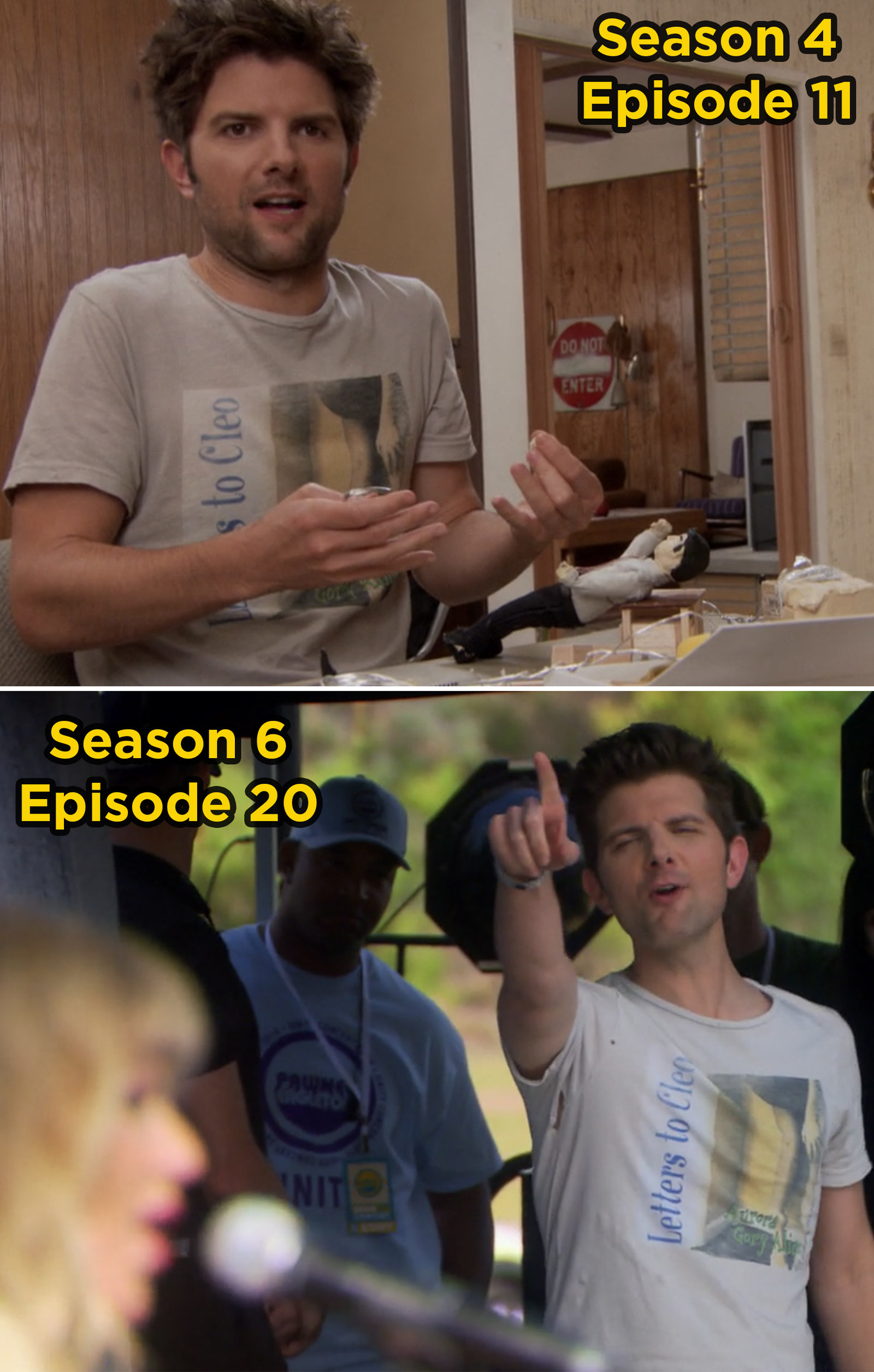 """17 Details From """"Parks And Rec"""" That'll Make You Want To Watch It All Over Again"""