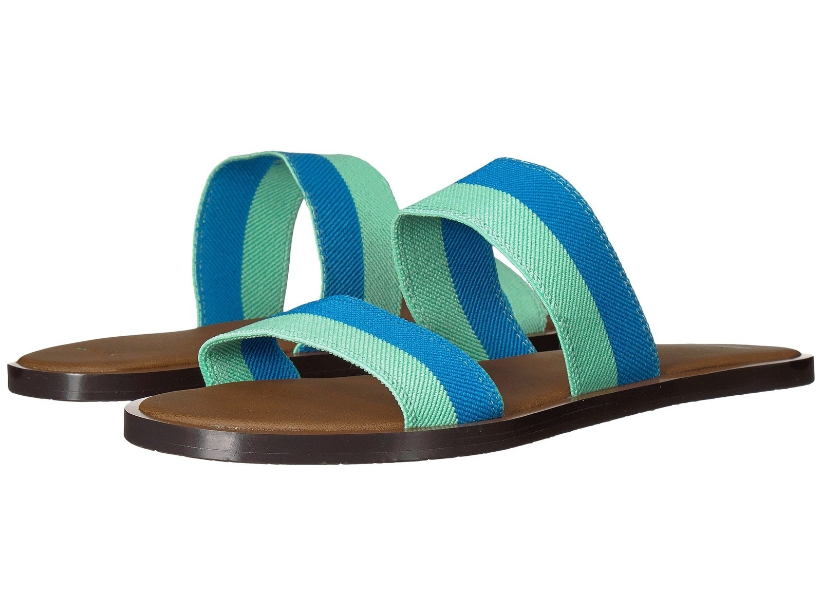 3d95cabfa 20. Two-tone elastic sandals you may want to buy in all three colors.