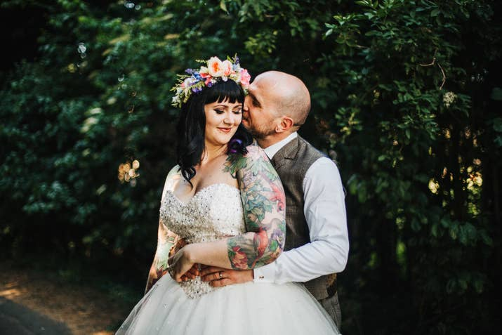 17 tattooed brides that will inspire you to get inked before your