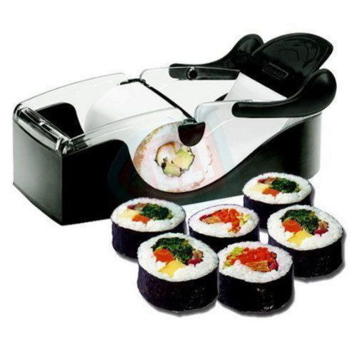 An easy to use sushi-making kit that'll cut down on your sushi bar bills.