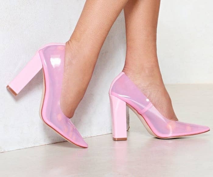 Get them from Nasty Gal for $30 (sizes 5–11).