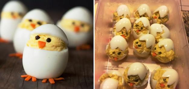 These devil-egg chicks: