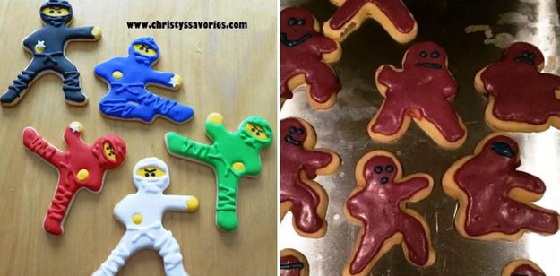 These depressed ninjas: