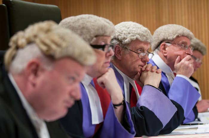 Judges sitting in the crown court