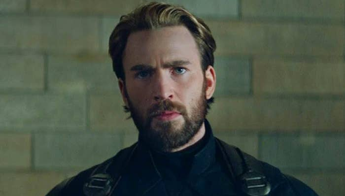 Sorry, But Captain America's Beard Was The Most Important Part Of