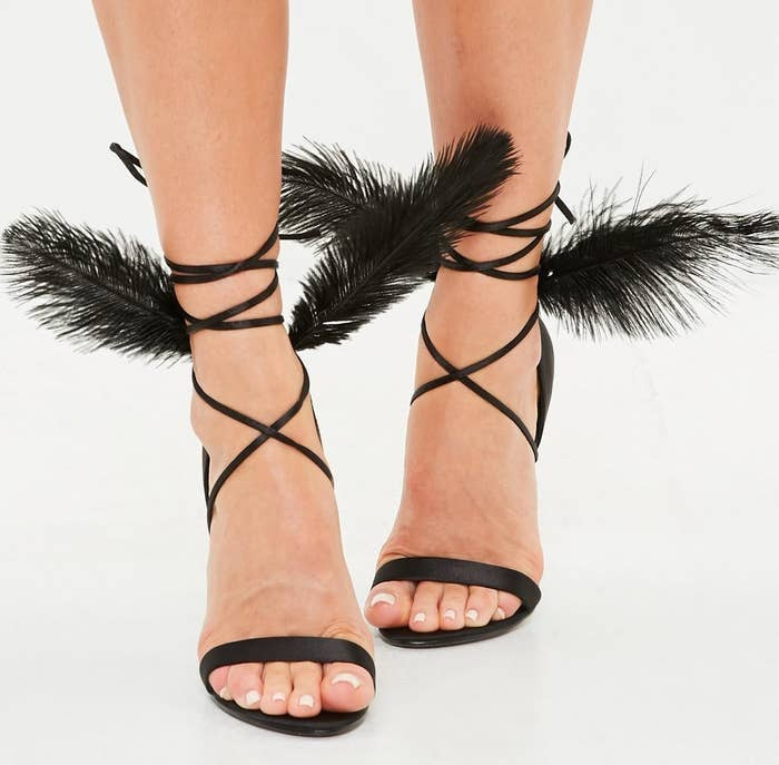 Get them from Missguided for $43 (sizes 5–10).