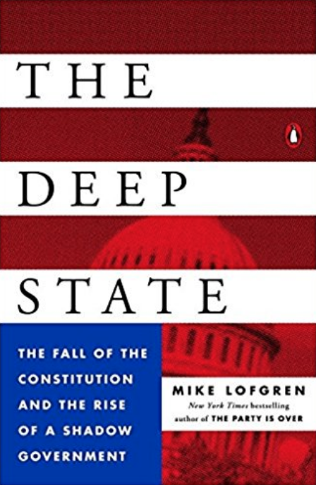 The Guy Who Wrote The Book On The Deep State Wishes Trumpworld Would Shut Up About The Deep State