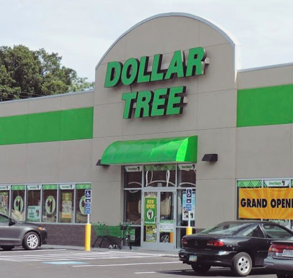 Hit up the dollar store before going to the grocery store to see what you can get first.