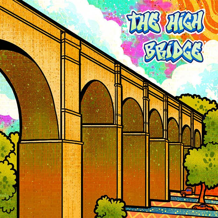 The High Bridge is basically an NYC relic. Standing over the Harlem River, it was built in the mid-19th century as part of the Croton Aqueduct system, and you walk over the original pipes when you cross this bridge!