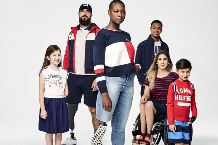 "In 2016, Tommy Hilfiger partnered with Runway of Dreams, a nonprofit focused on ""promoting the differently-abled community in the fashion industry,"" and together created its first adaptive clothing line. Since then, the company has worked hard on its designs to make its clothing as user-friendly and inclusive as possible."