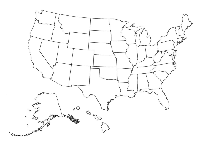 Can You Correctly Label All 50 States