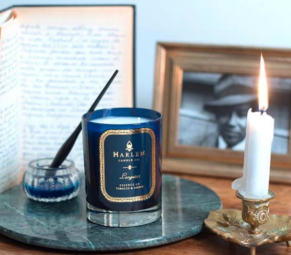 Get it from Harlem Candle Co. for $45.