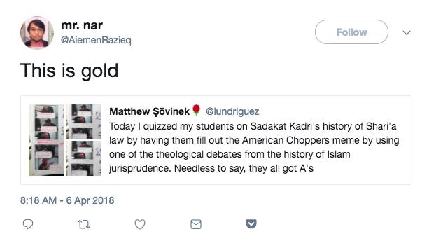 how to teach islamic studies