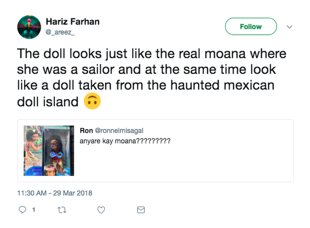 Or haunted!