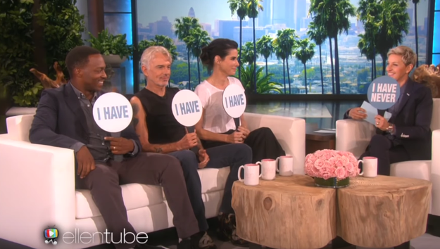 Sandra Bullock, Billy Bob Thornton, and Anthony Mackie have all lied to a cop: