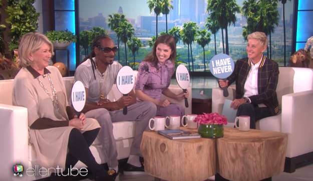Martha Stewart, Snoop Dogg, and Anna Kendrick have all sexted: