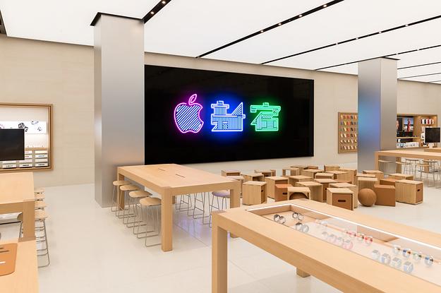 ストア apple