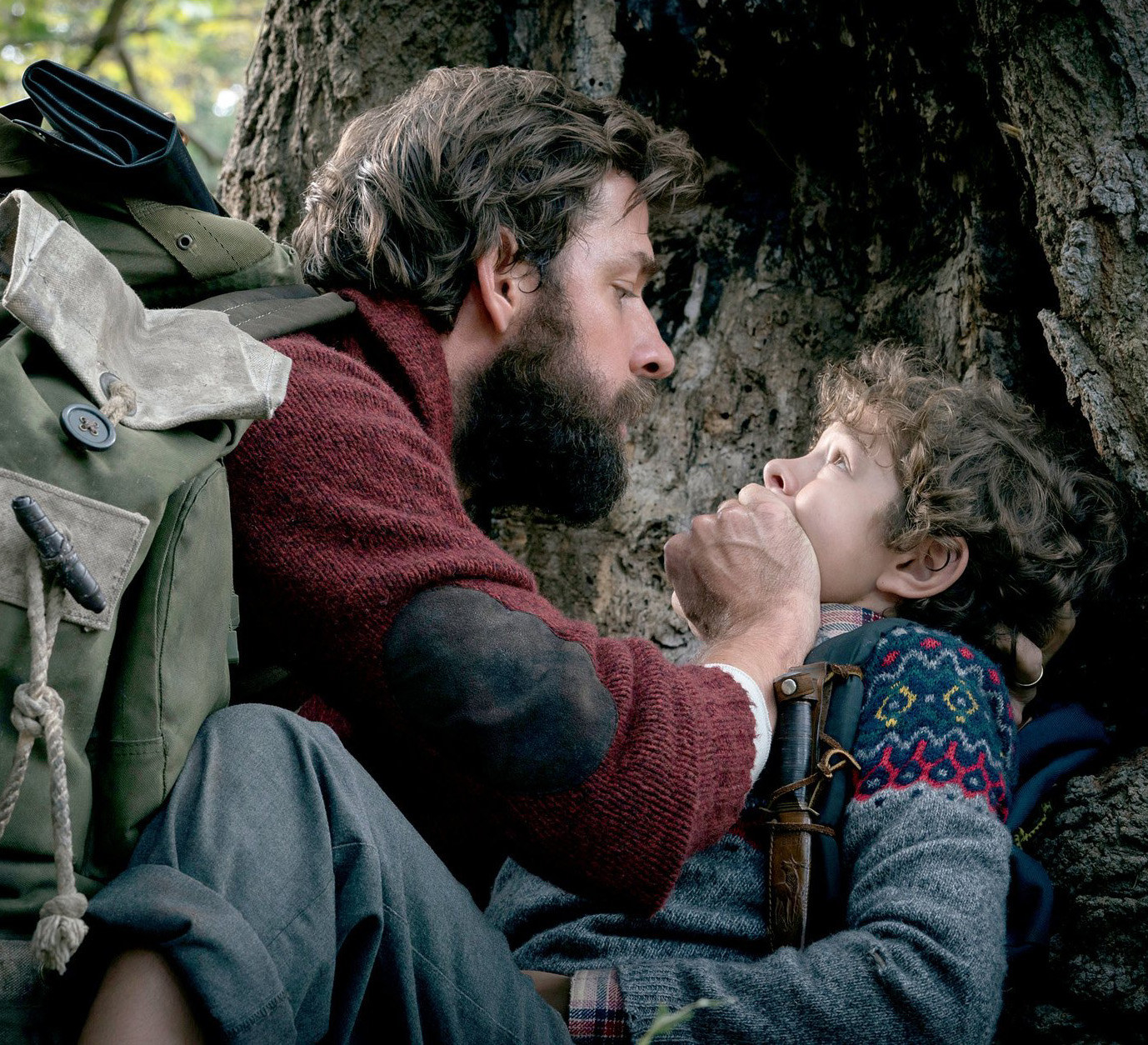Why John Krasinski Didn't Think 'A Quiet Place' Was A Horror Movie