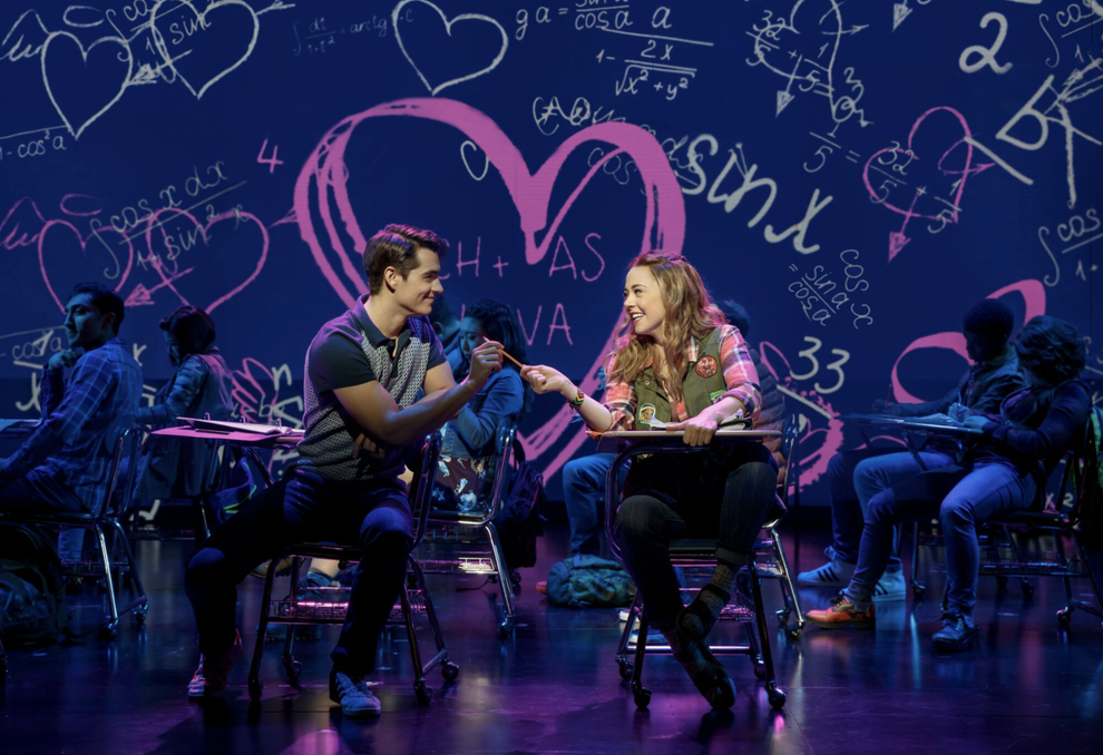 18 Things In The Mean Girls Musical That Arent From The