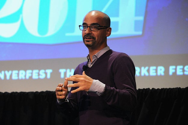 Writer Junot Díaz Revealed In A New Yorker Essay That He Was Raped As A Child