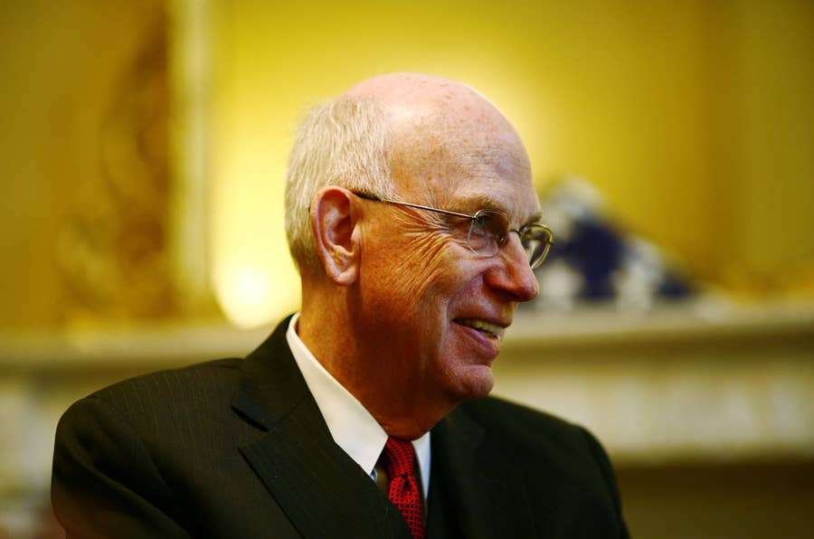 Utah Republican Sen. Bob Bennett