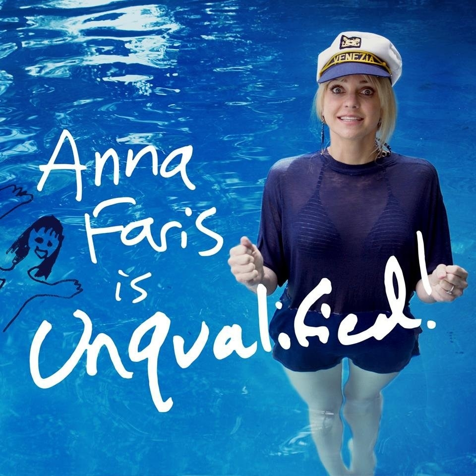 """Anna Faris is Unqualified  -  """" Unqualified with Anna Faris!  She gives relationship advice and I absolutely love it!""""  — chayden153 Listen to the podcast here."""